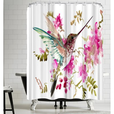 Suren Nersisyan Hummingbird IX Shower Curtain