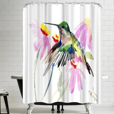 Suren Nersisyan Hummingbird II Shower Curtain