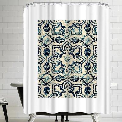 Azulejos Iv Shower Curtain