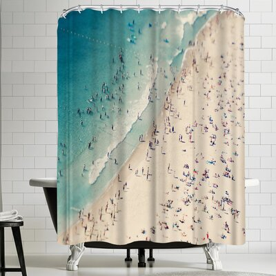 Beach Love II Shower Curtain