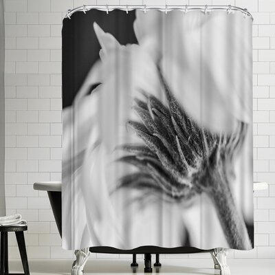 Daisy Vanillaice Shower Curtain