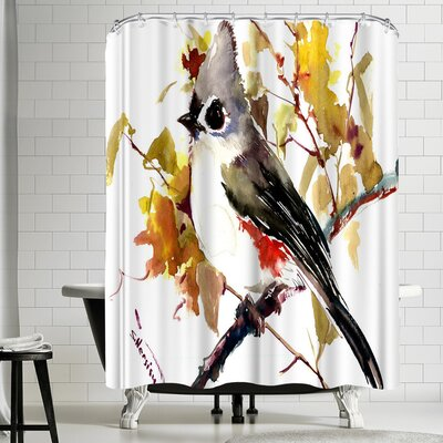Suren Nersisyan Titmouse I Shower Curtain