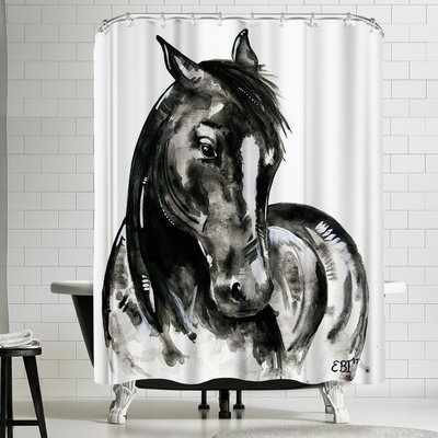 Eve Izzett Play of Light Shower Curtain