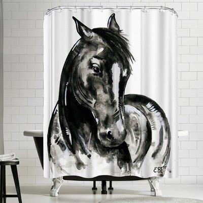 Eve Izzett Play of Light Shower Curtain