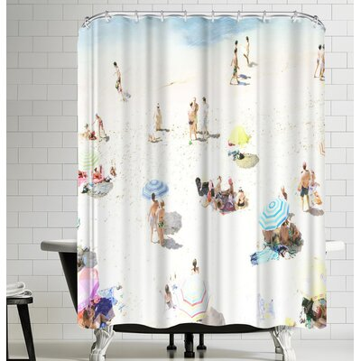 Happy Days Shower Curtain