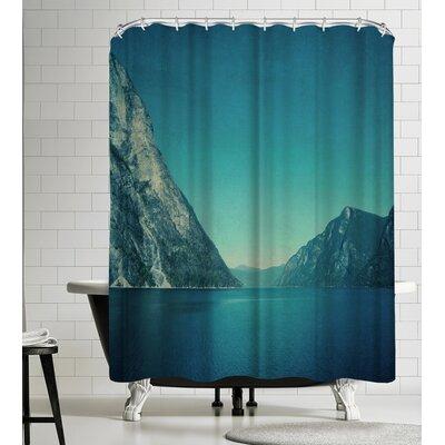 Inner Peace Shower Curtain