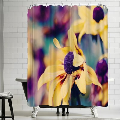 Mellow Yellow Shower Curtain