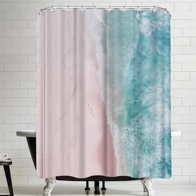 Ocean Walk Shower Curtain