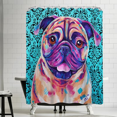 Eve Izzett Billy Shower Curtain