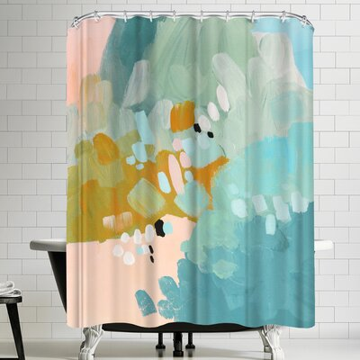 Annie Bailey Conclusions Shower Curtain
