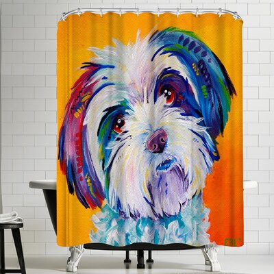 Eve Izzett Ted Shower Curtain