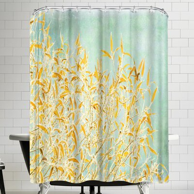 Annie Bailey Fall Interrupted Shower Curtain