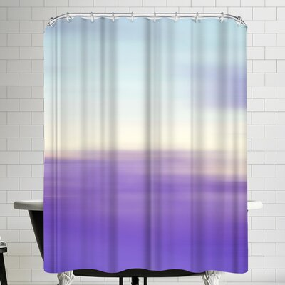 Annie Bailey Landscape No II Shower Curtain