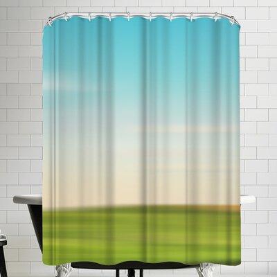 Annie Bailey Landscape No III Shower Curtain