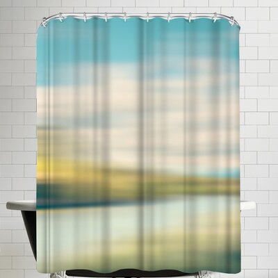 Annie Bailey Landscape No IIII Shower Curtain