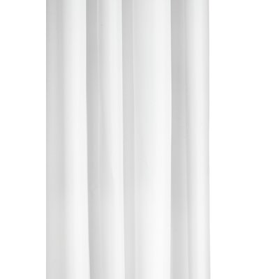 Laureano Textile Hook n Hang Shower Curtain