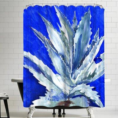 Suren Nersisyan Blue Agave Tequilla Shower Curtain