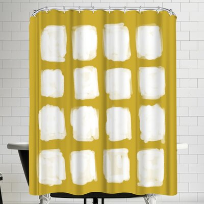 Annie Bailey Open Spaces Shower Curtain