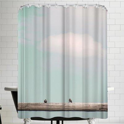 Annie Bailey Perch Shower Curtain