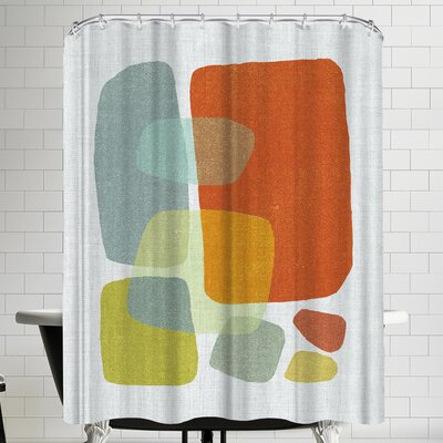 Annie Bailey Pods No I Shower Curtain