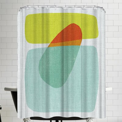Annie Bailey Pods No III Shower Curtain