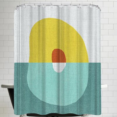 Annie Bailey Pods No V Shower Curtain