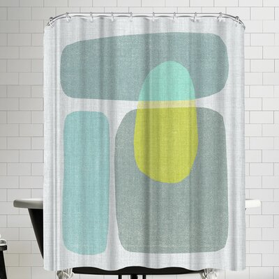 Annie Bailey Pods No VI Shower Curtain