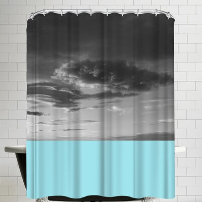 Annie Bailey Skyscape No II Shower Curtain