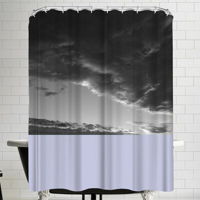 Annie Bailey Skyscape No V Shower Curtain