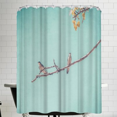 Annie Bailey The Pair Shower Curtain