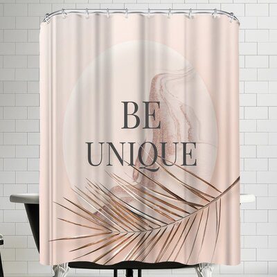 Grab My Art Be Unique Shower Curtain