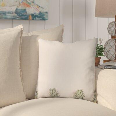 Craig Art and Craft Pineapple Craft Throw Pillow