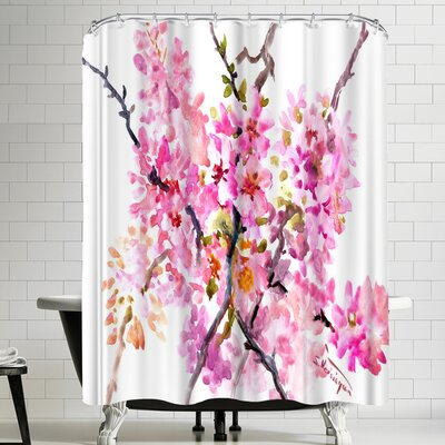 Suren Nersisyan Sakura II Shower Curtain