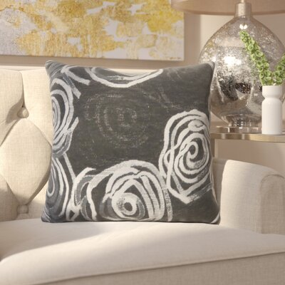 Mcdevitt Indoor Throw Pillow Size: 22