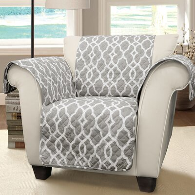 Geo T-Cushion Armchair Slipcover