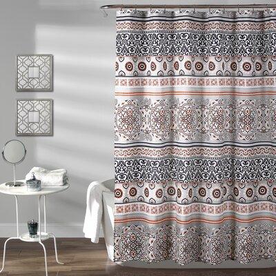 Braelyn Stripe Shower Curtain