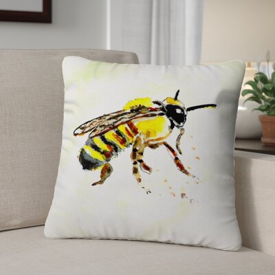 Isola Bee Indoor/Outdoor Throw Pillow
