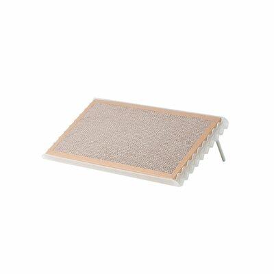 Wave Cat Scratching Board Size: 1 H x 9.45 W x 17 L