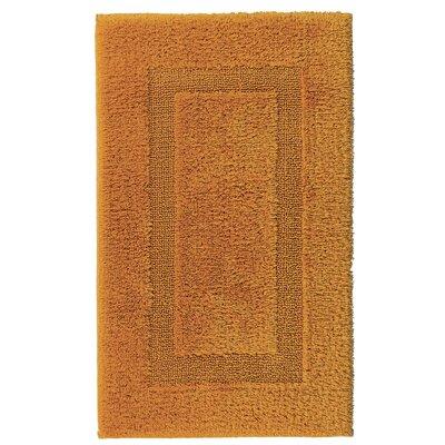 Hizer Classic Bath Rug Size: 24 W x 39 L, Color: Golden