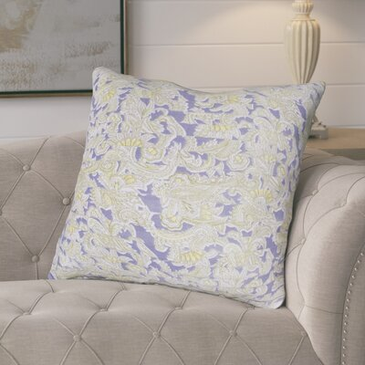 Galeana Cotton Throw Pillow