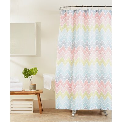 Renderos Shower Curtain