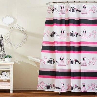Mifflin Little Lady Shower Curtain