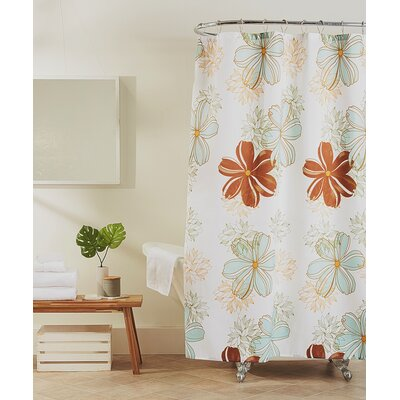 Pershing Shower Curtain
