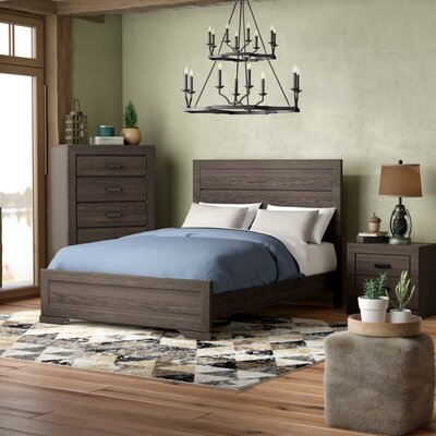 Raven Platform Configurable Bedroom Set UNRS1045