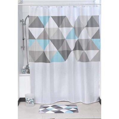 Nordik Printed Shower Curtain