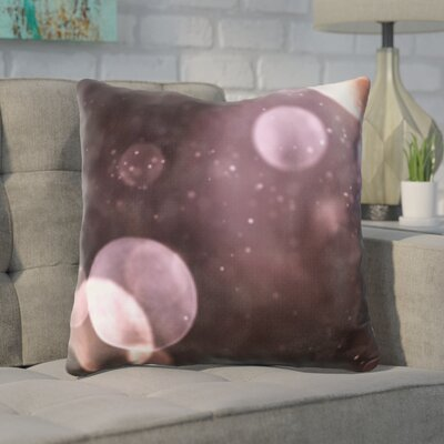 Gurley Glooming Lights Throw Pillow