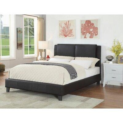 Harness Queen Upholstered Platform Bed
