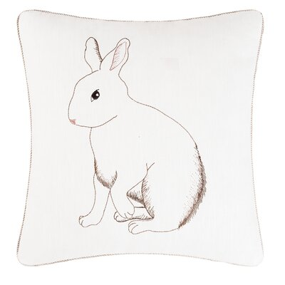 Guth Bunny Throw Pillow