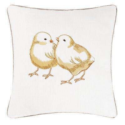 Guthridge Chicks Throw Pillow