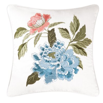 Halligan Cotton Throw Pillow